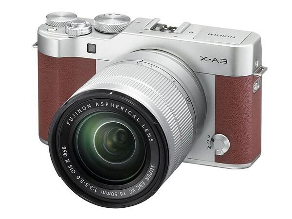 FujiFilm X-A3_4