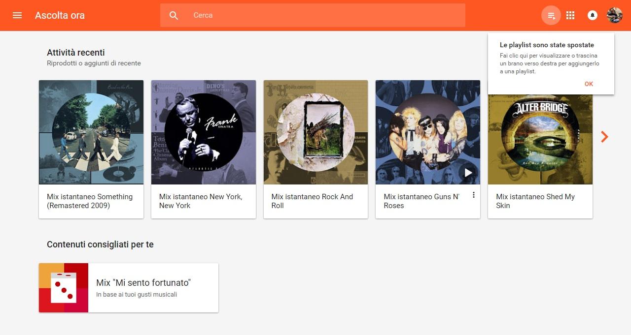 Google Play Music cambiamenti (1)
