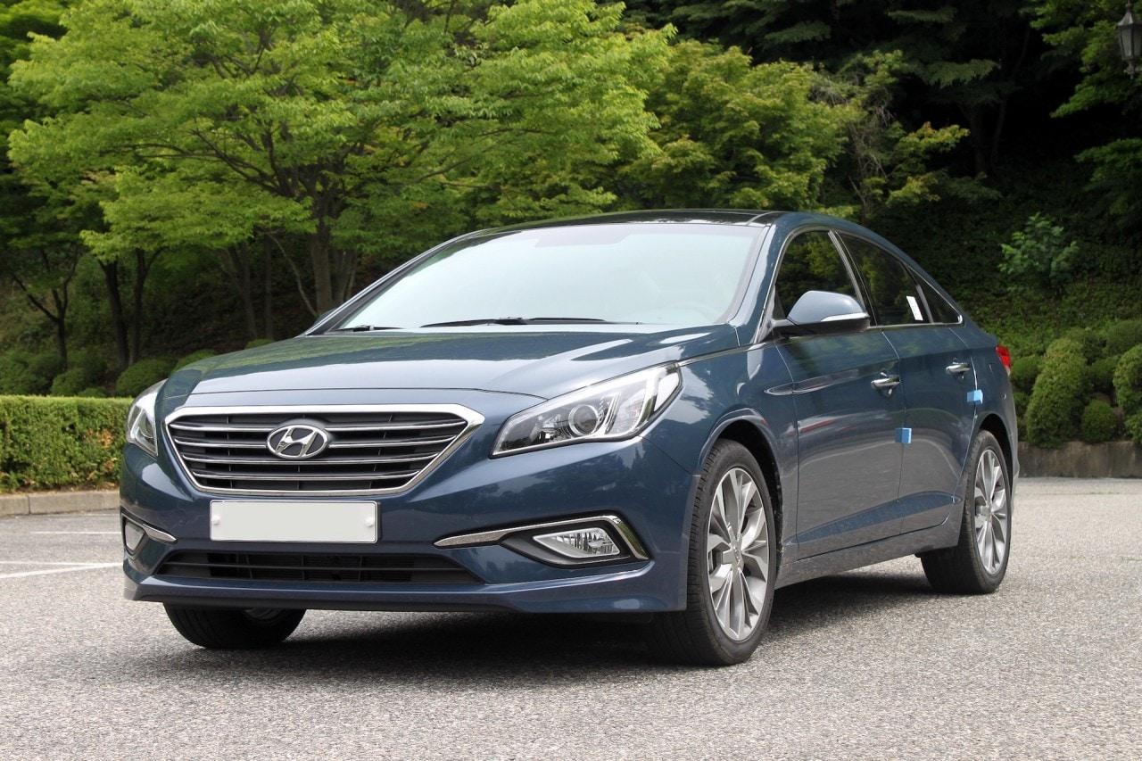 Hyundai sonata android auto apple carplay