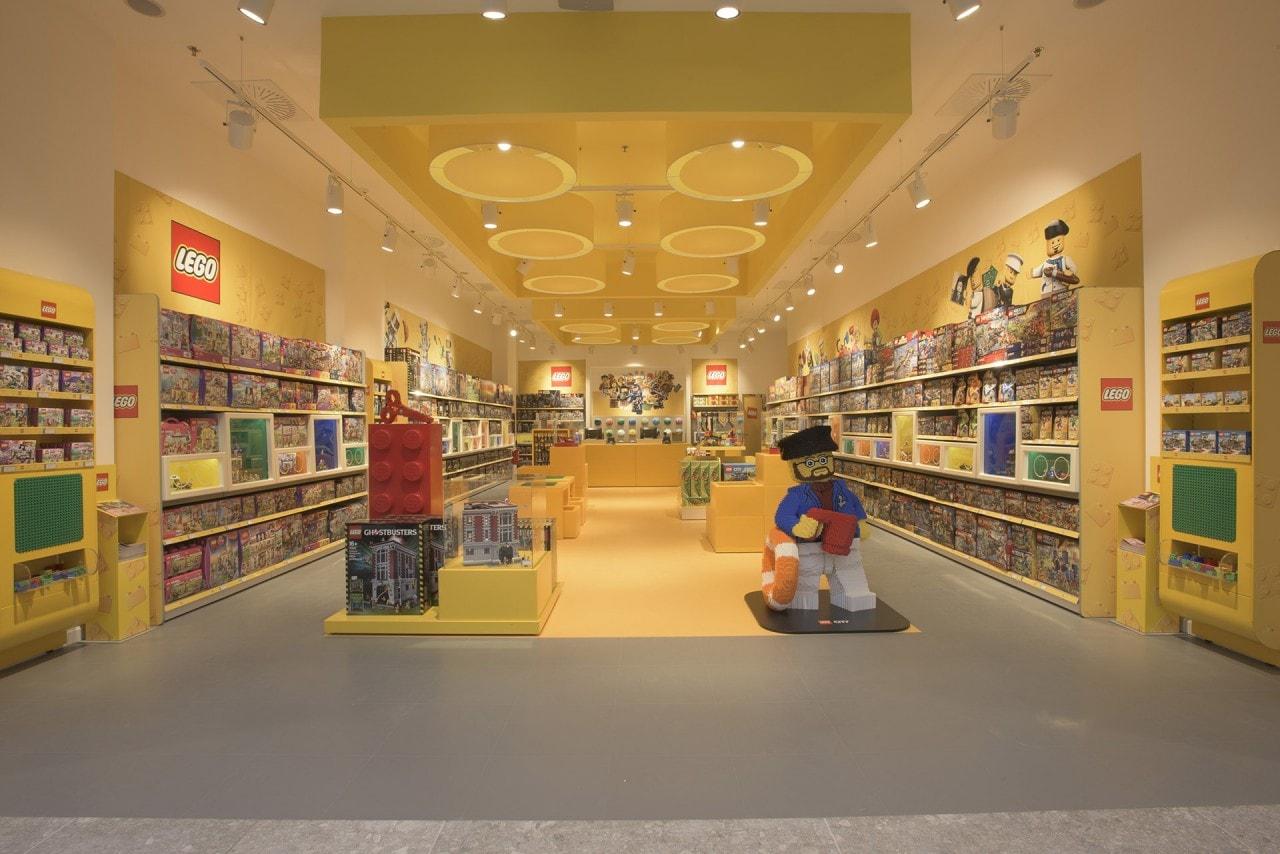 Uno dei prossimi negozi LEGO ufficiali aprirà a Torino, e stanno cercando assistenti alla vendita!