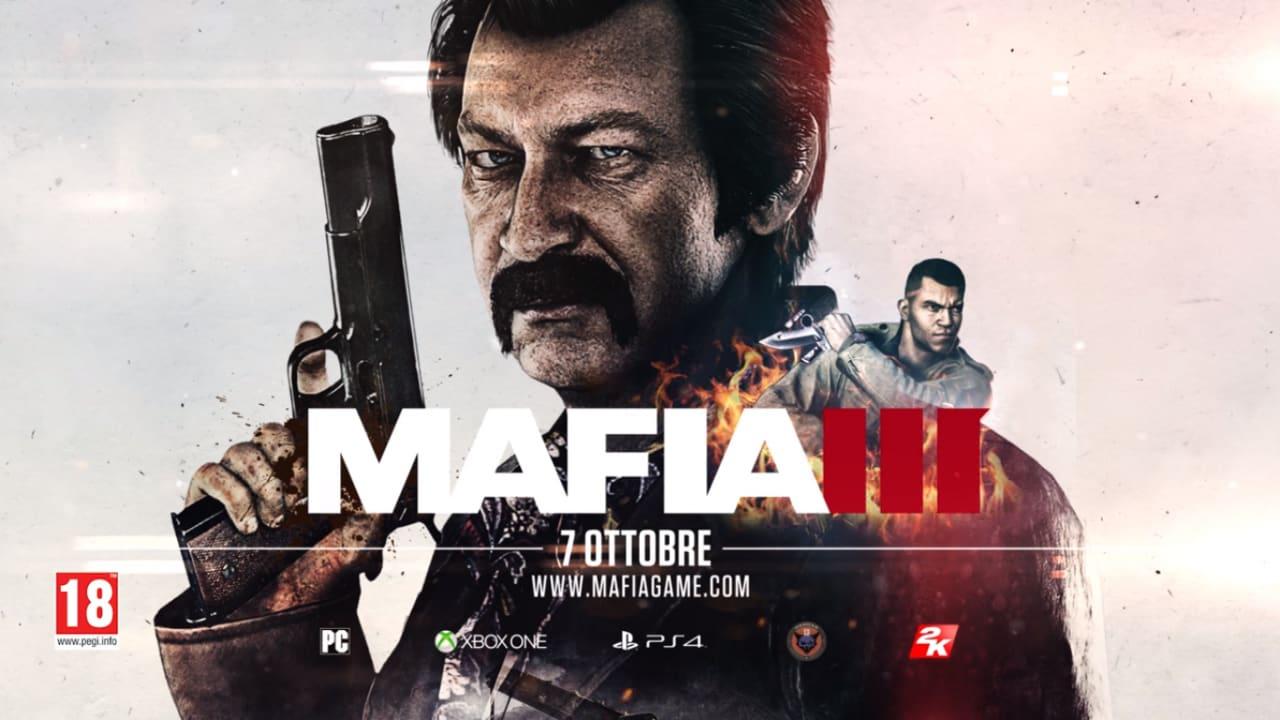 Ancora un altro trailer per Mafia III (video)