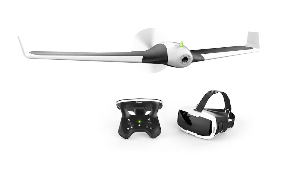 Parrot Disco: il drone ad ala fissa da pilotare in prima persona arriva in Italia (foto e video)