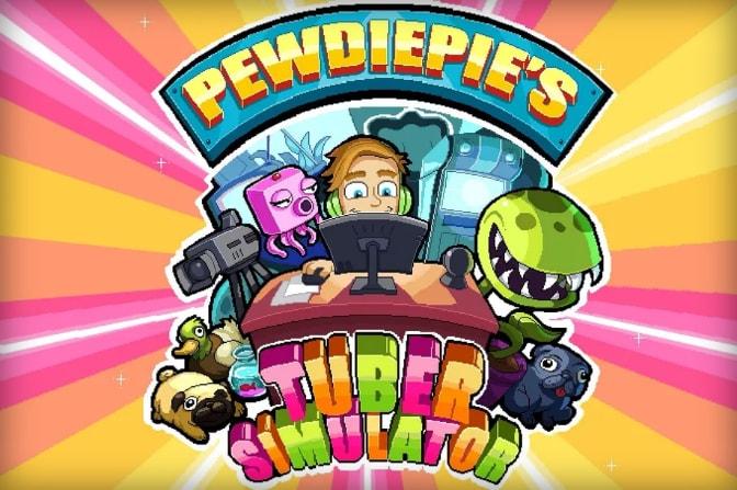 PewDiePie Tuber Simulator