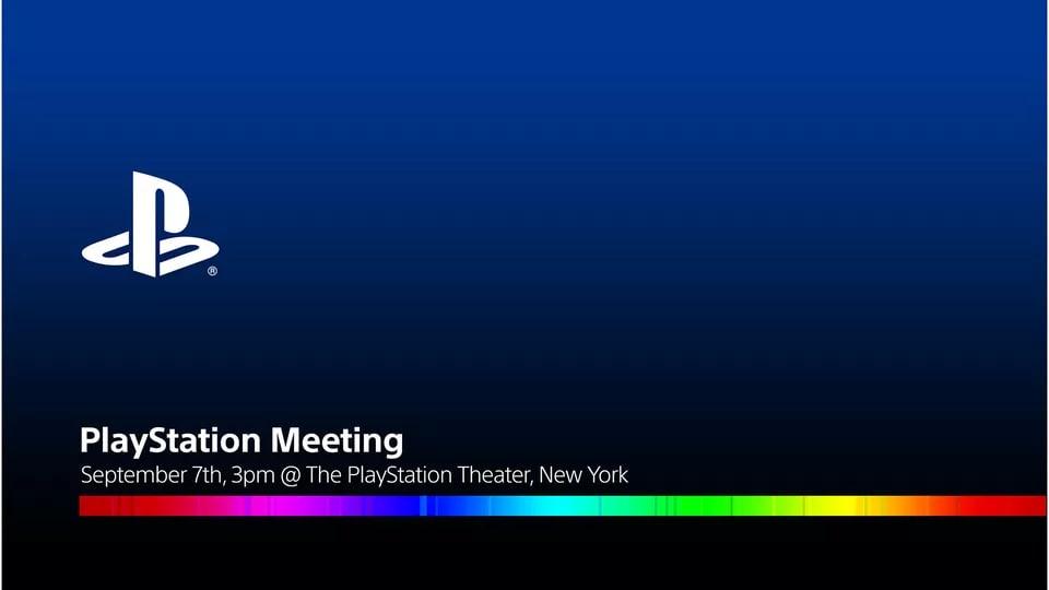 Sony programma un PlayStation Meeting per il 7 settembre: PlayStation 4 Neo in arrivo!