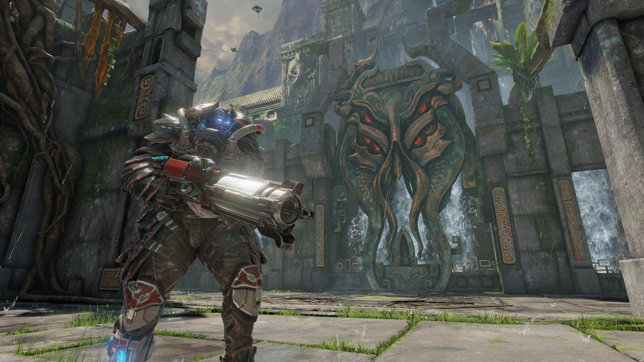Quake Champions Gameplay - 3