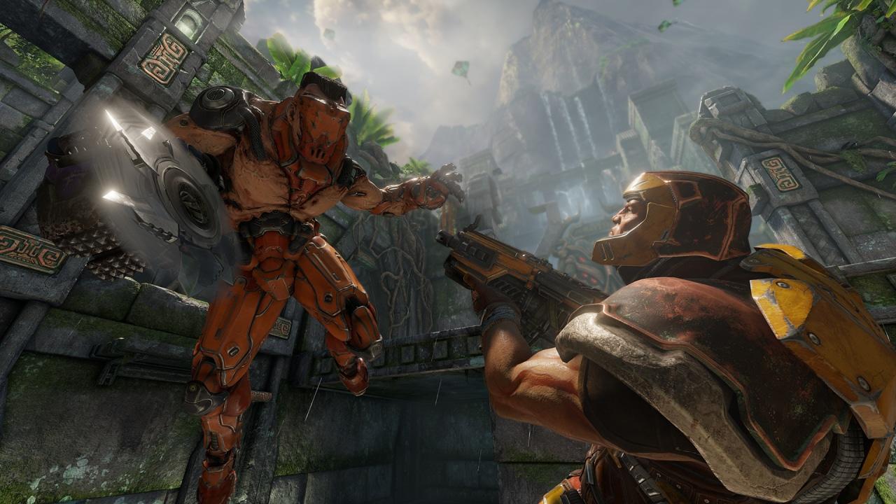 Volete provare Quake Champions? Iscrivetevi alla closed beta! (video)