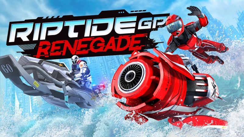 Riptide GP Renegade Title