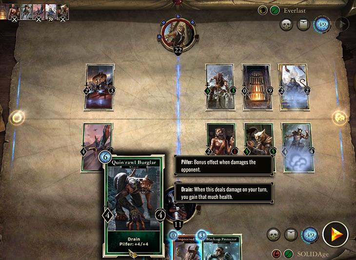 Volete provare The Elder Scrolls: Legends? C'è la beta aperta!