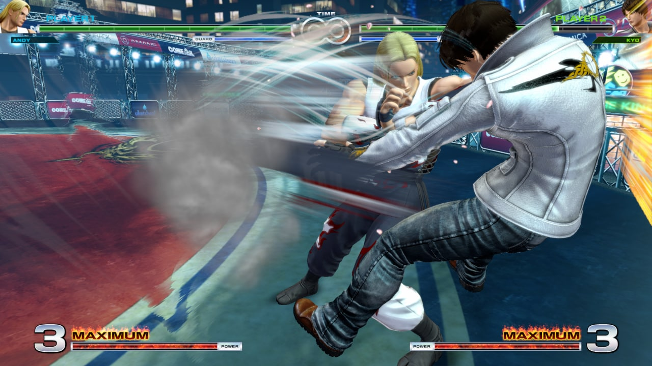 The King of Fighters XIV (5)
