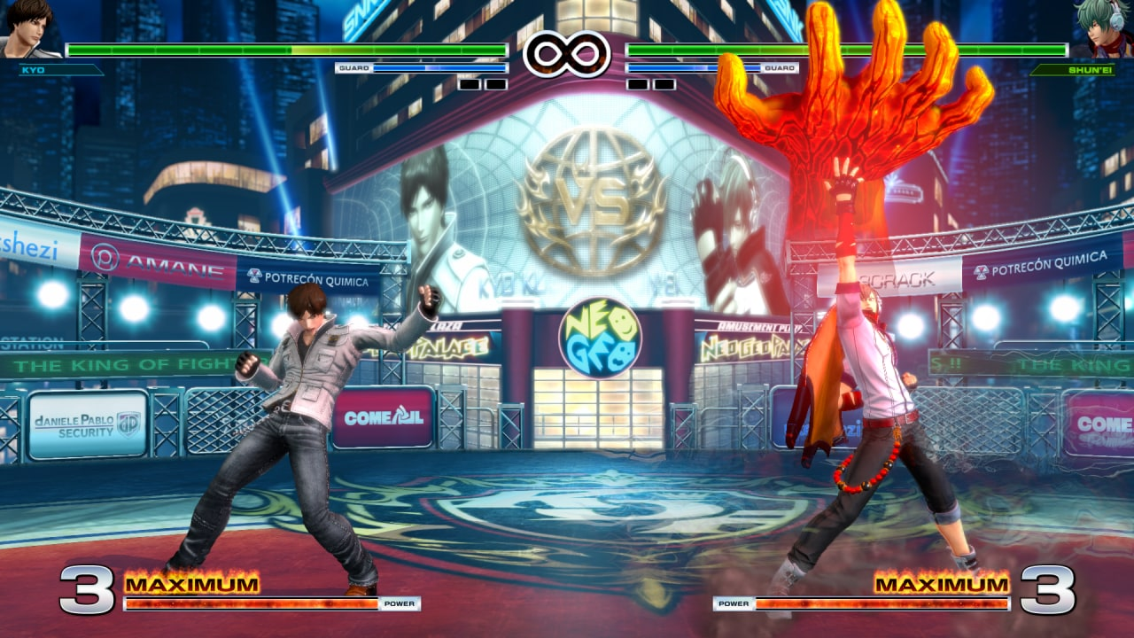The King of Fighters XIV (6)
