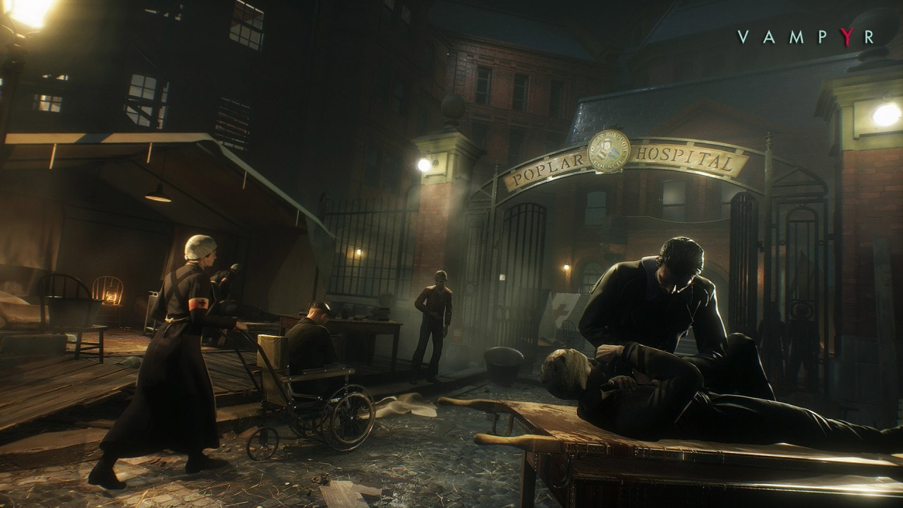 Vampyr Screenshot - 10