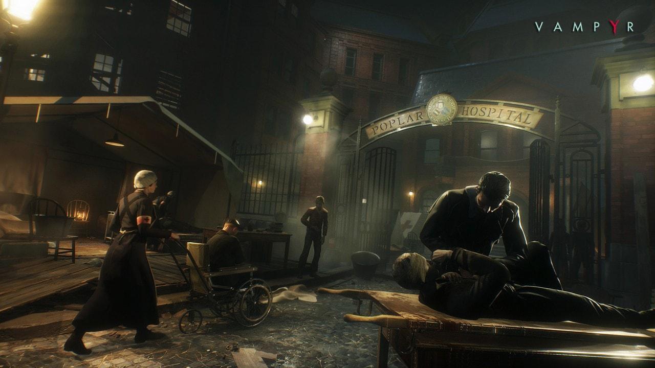 Vampyr Screenshot - 10