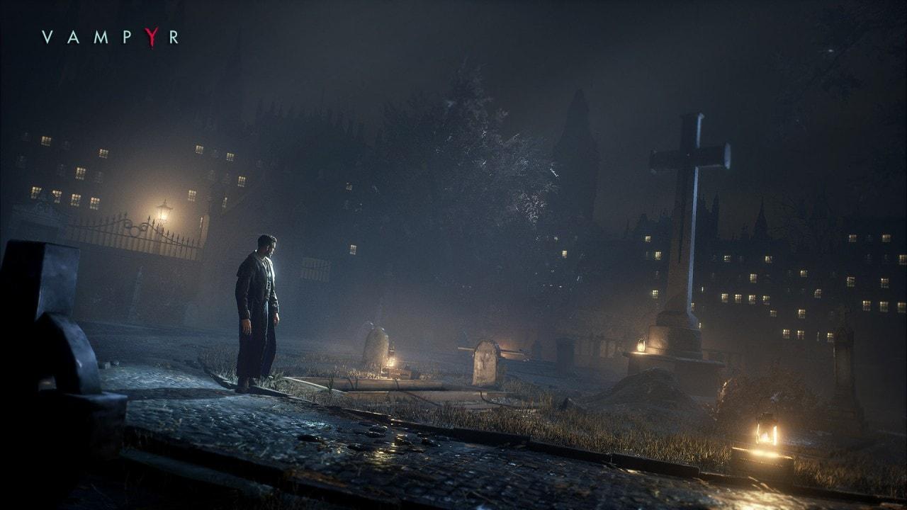 Vampyr Screenshot - 8