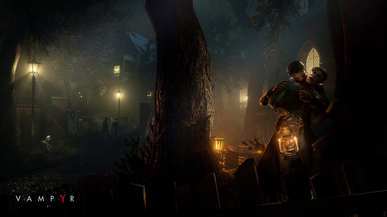 Vampyr Screenshot - 9