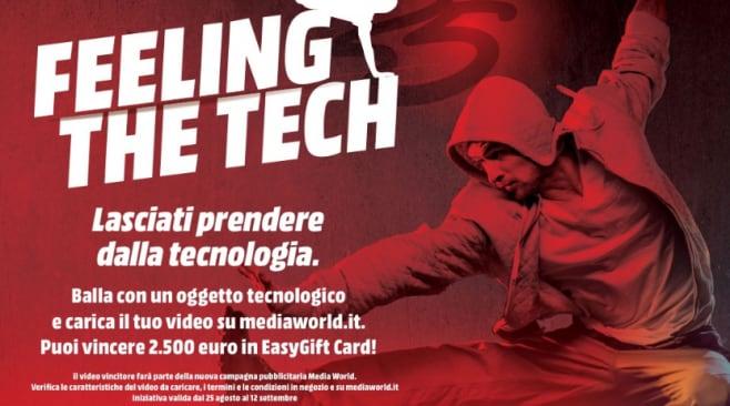 Volantino MediaWorld Feeling the tech agosto 2016_11