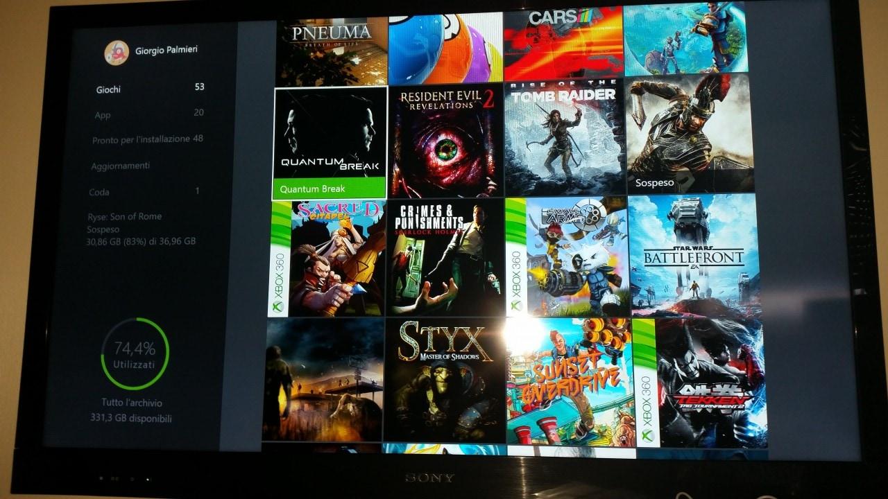 Disponibile Xbox Summer Update per Xbox One (video)