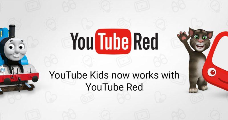 YouTube Red adesso è anche per i bambini... ma non per l'Italia!