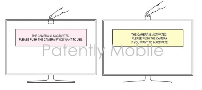 brevettp webcam samsung