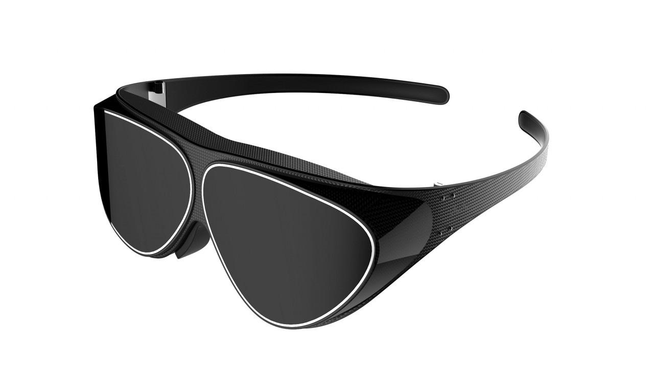 """Il set VR """"con stile"""" che sembra un paio di occhiali da sole"""