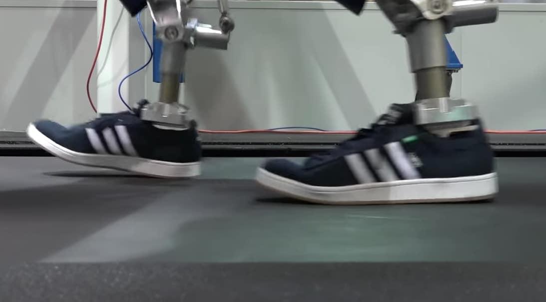 durus robot scarpe