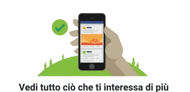 facebook controllo pubblicità