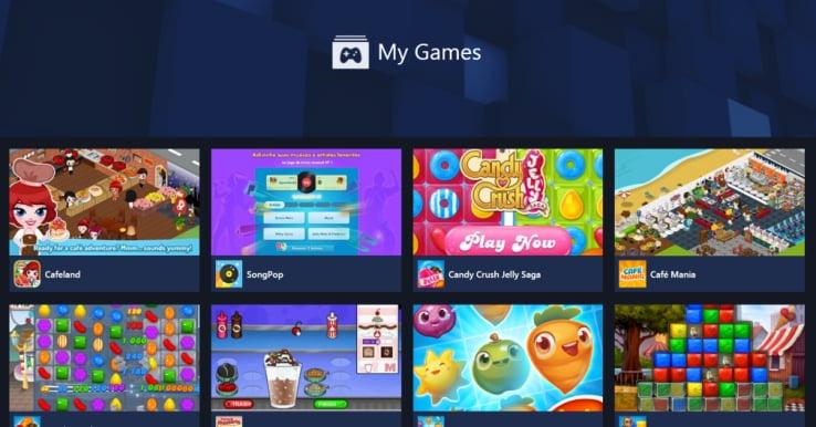 facebook gaming steam