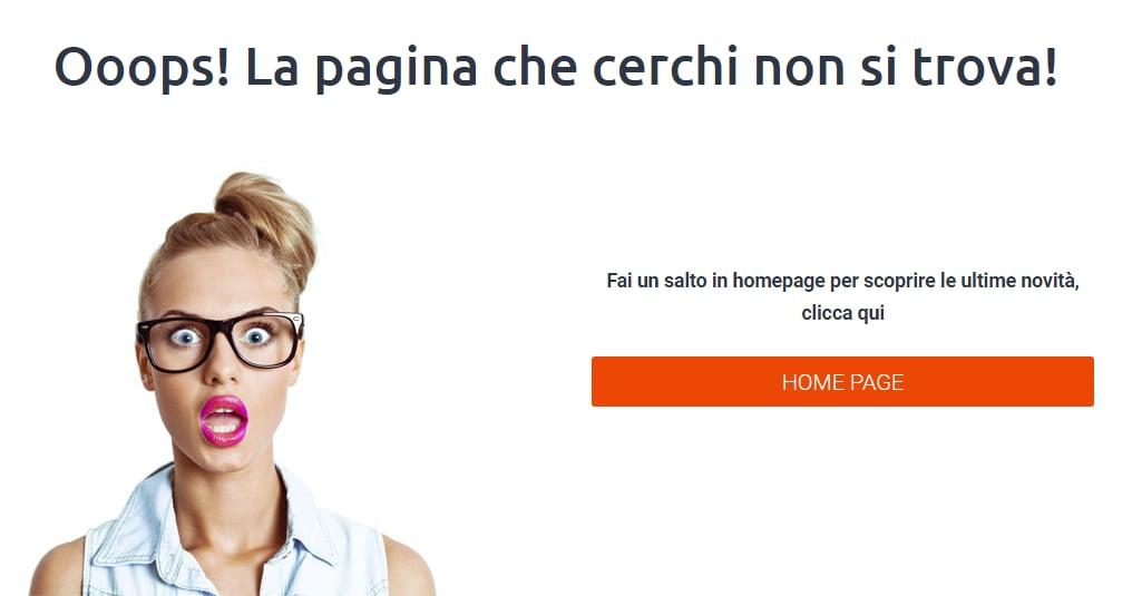 Mai più arrabbiati nella navigazione: Firefox vuole far scomparire l'errore 404