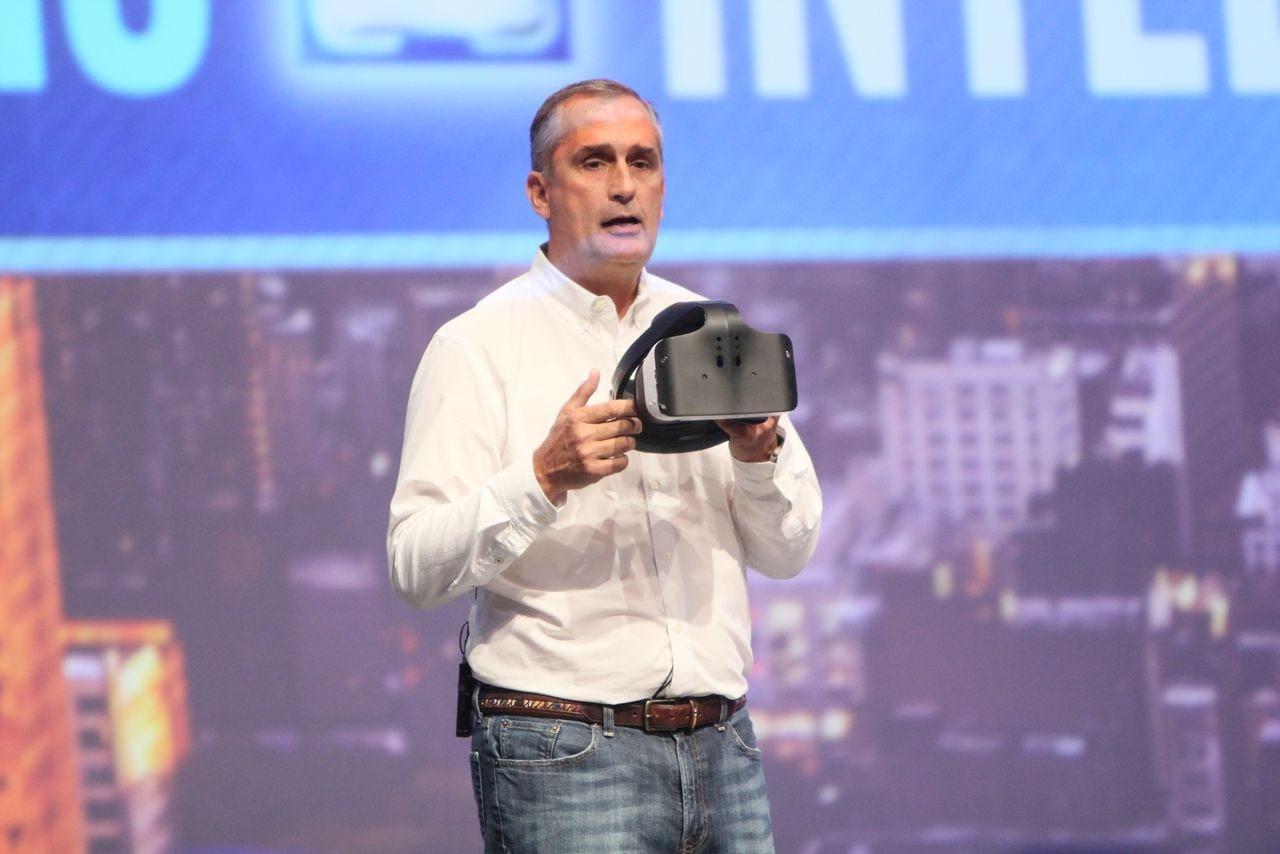"""Intel Project Alloy: ecco il visore VR senza PC o smartphone per la """"realtà fusa"""""""