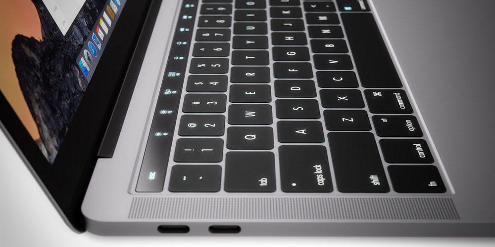 Sorpresa rovinata: Apple e macOS svelano la barra touch OLED dei nuovi MacBook (foto)