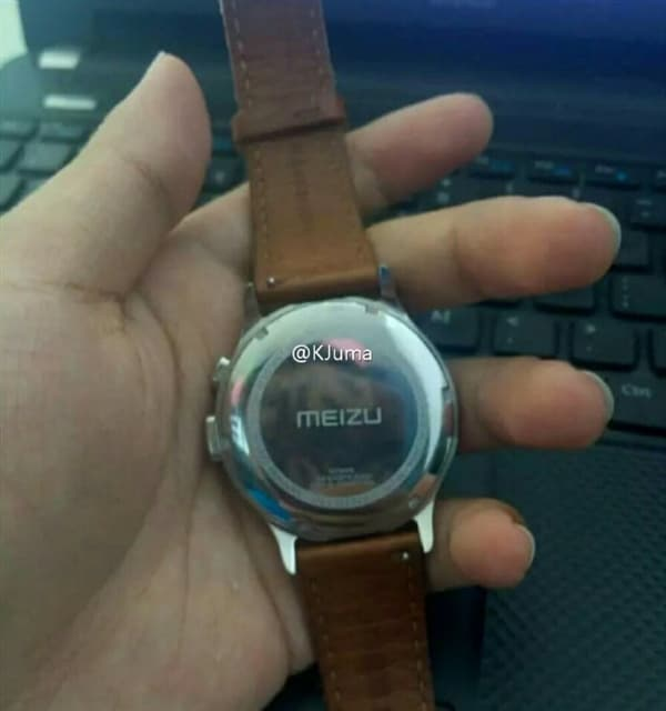 smartwatch meizu foto trapelata agosto 2016