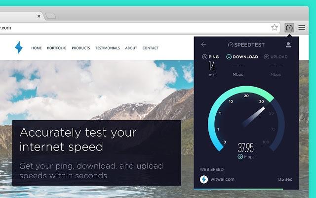 L'estensione per Chrome Speedtest by Ookla arriva sul Chrome Web Store (foto)
