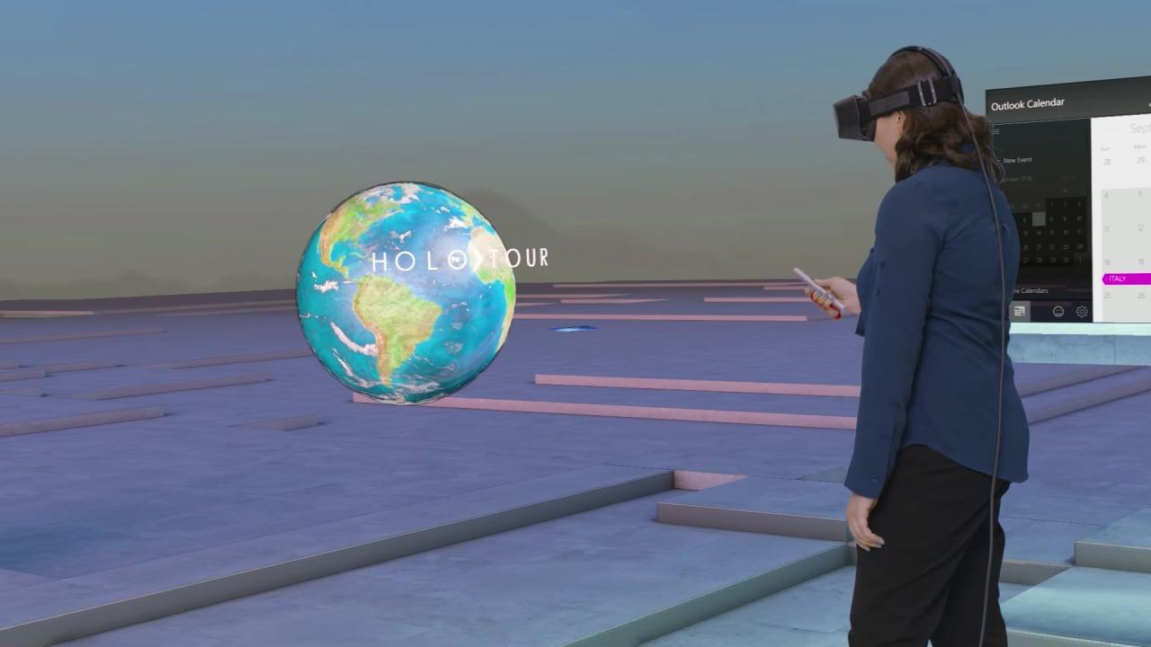 windows 10 realtà virtuale