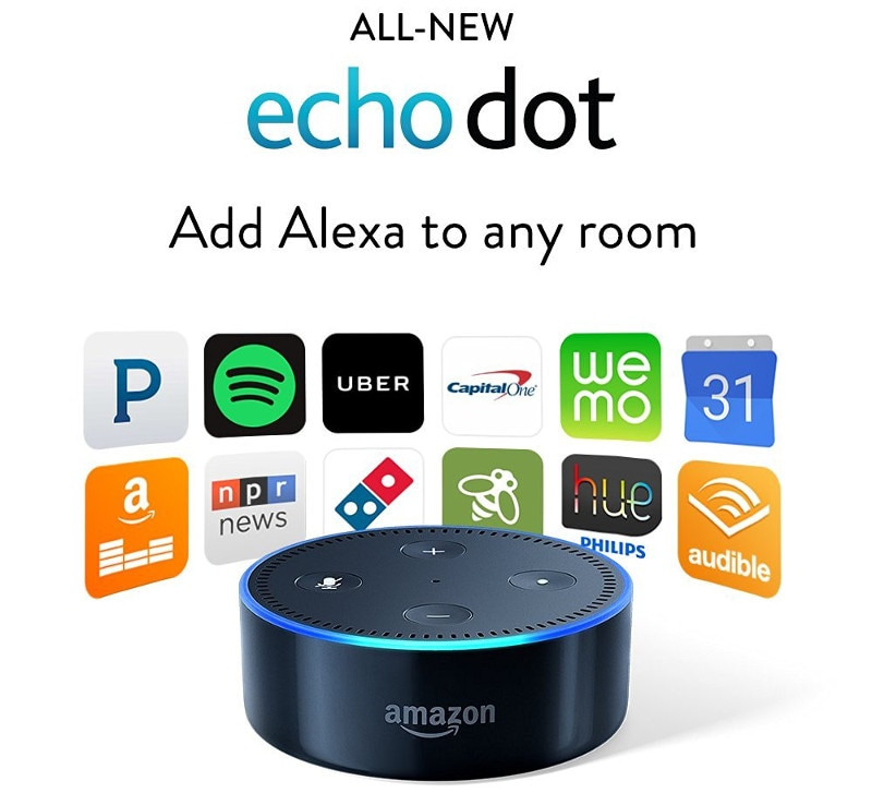 Amazon Echo 2a generazione