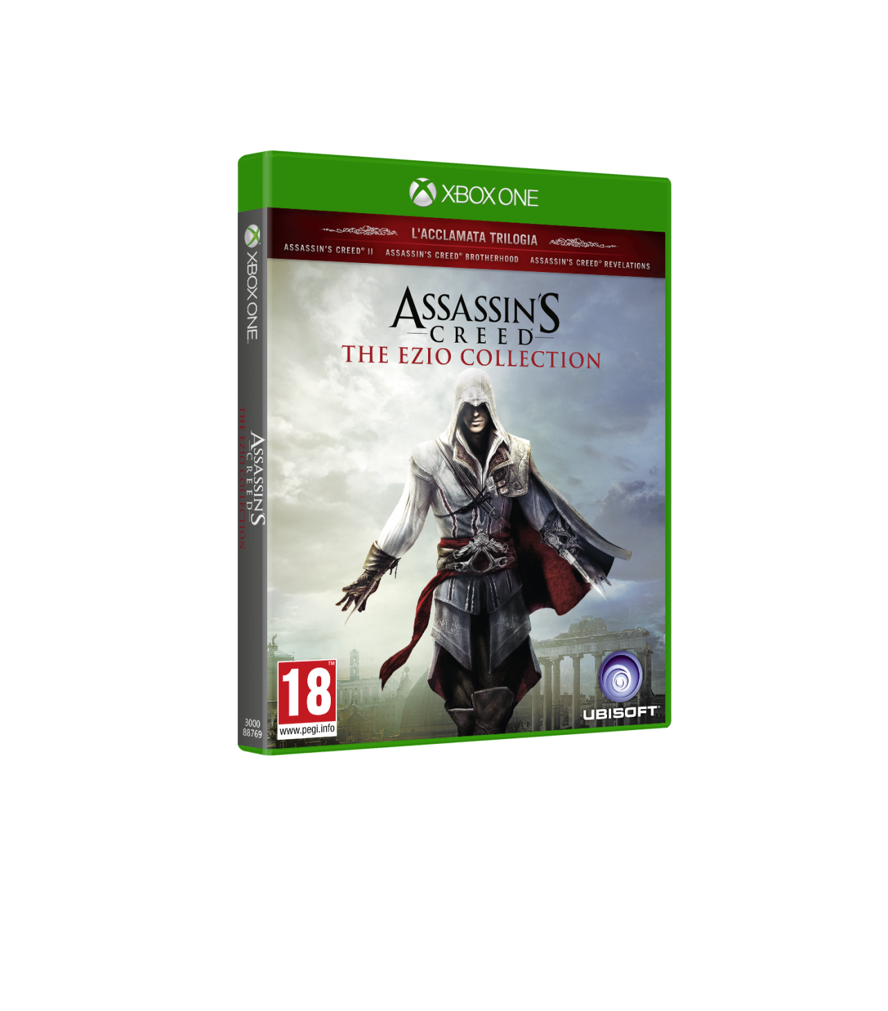 Assassin's Creed The Ezio Collection XONE