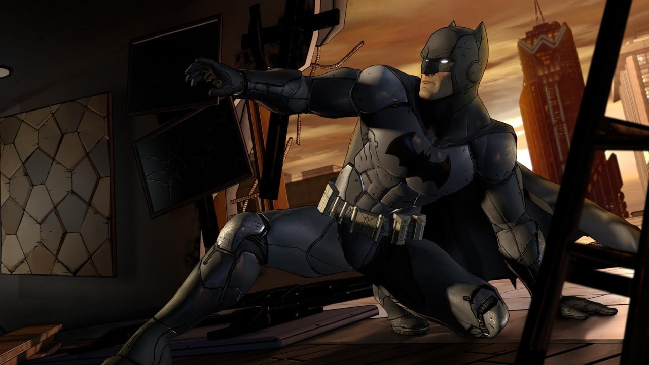Batman - The Telltale Series - Episode 2 Children Of Arkham