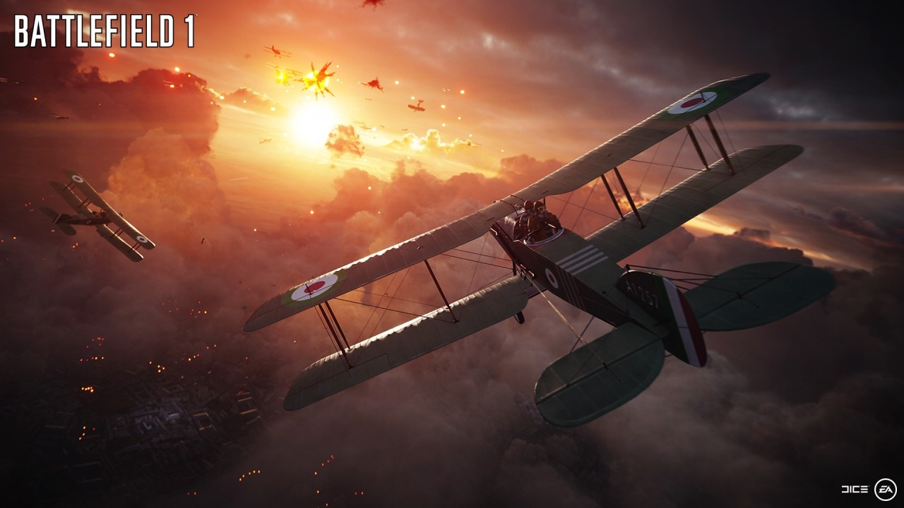 Battlefield 1, vediamo lo spettacolare trailer della campagna (video)
