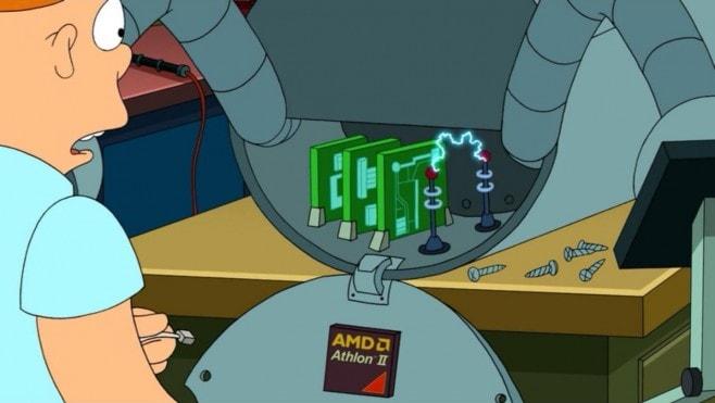 A volte persino Bender ha specifiche tecniche più complete dei comunicati stampa.