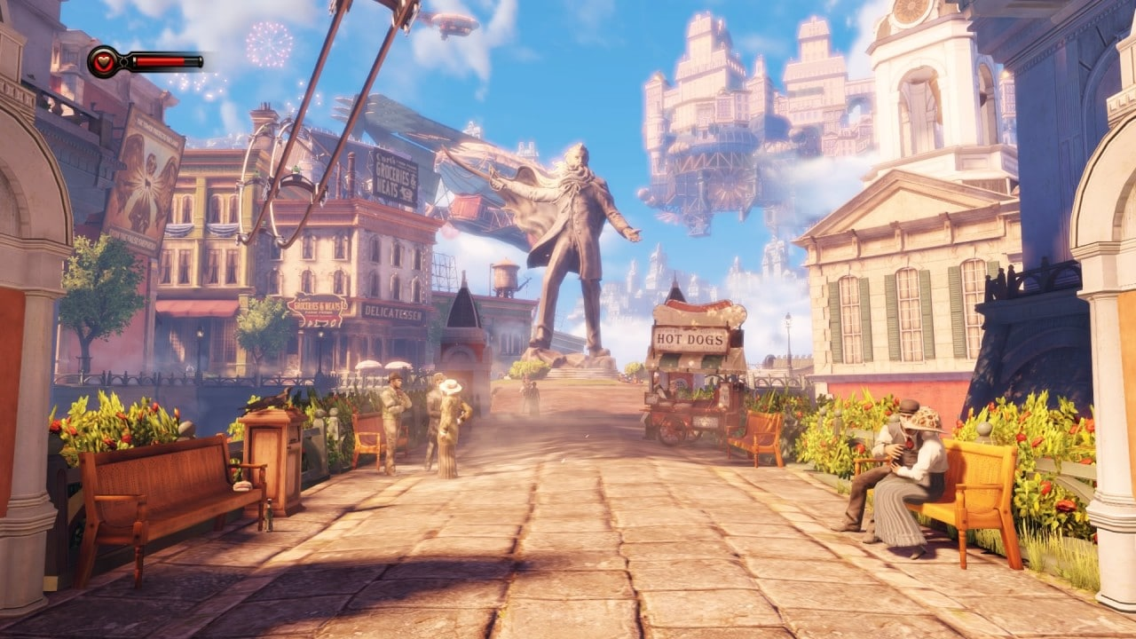 Bioshock The Collection - Bioshock Infinite - 4
