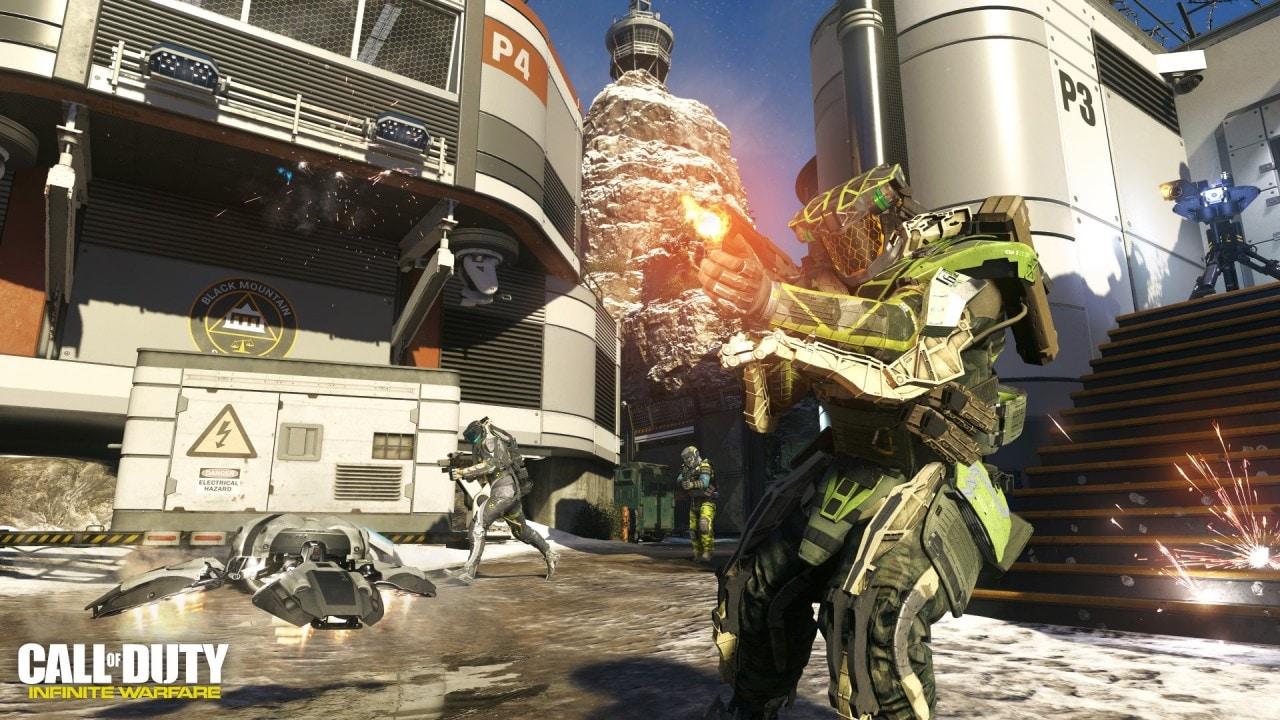 Call of Duty Infinite Warfare Multiplayer - 1