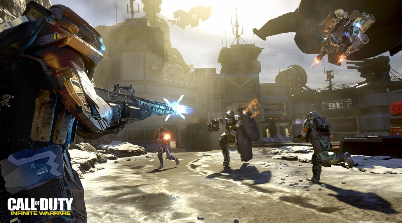 Call of Duty Infinite Warfare Multiplayer - 2