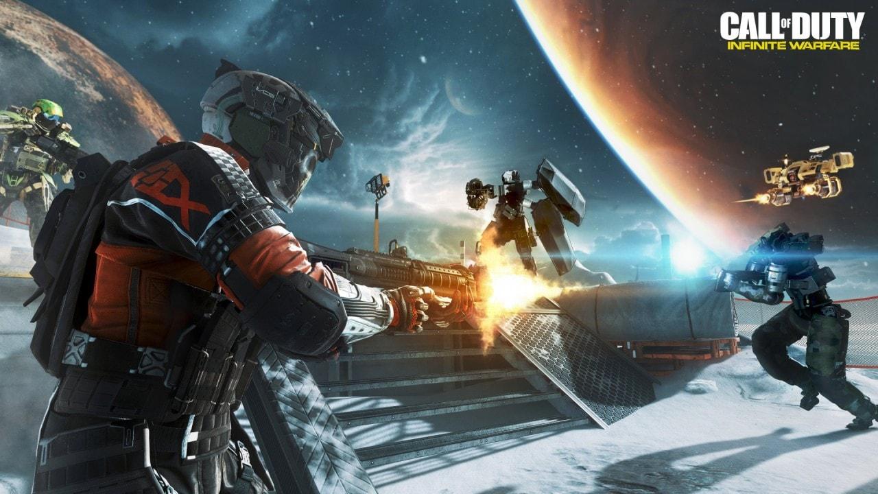 Come e quando giocare alla beta di Call of Duty Infinite Warfare (video)