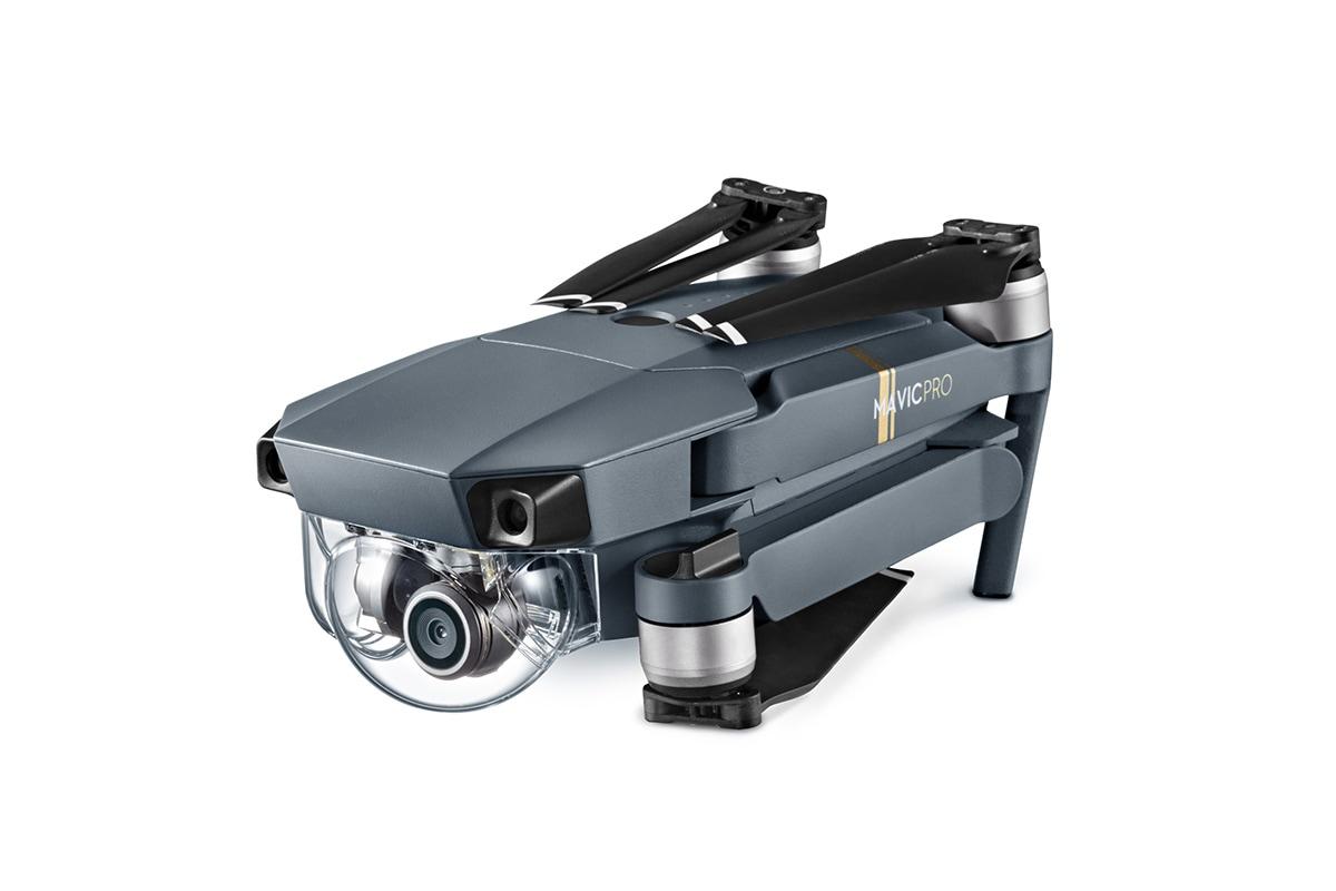 DJI Mavic Pro ufficiale: è un Phantom 4 in miniatura e ripiegabile (foto)