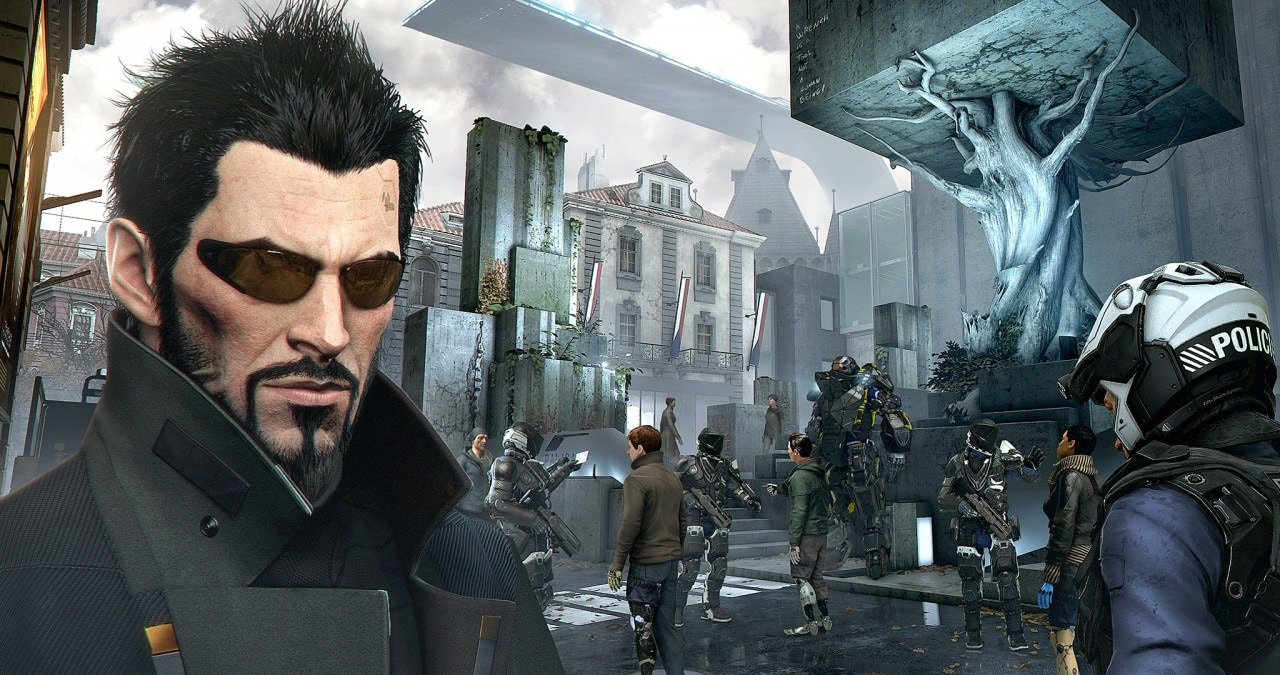 Deus Ex Mankind Divided - 5