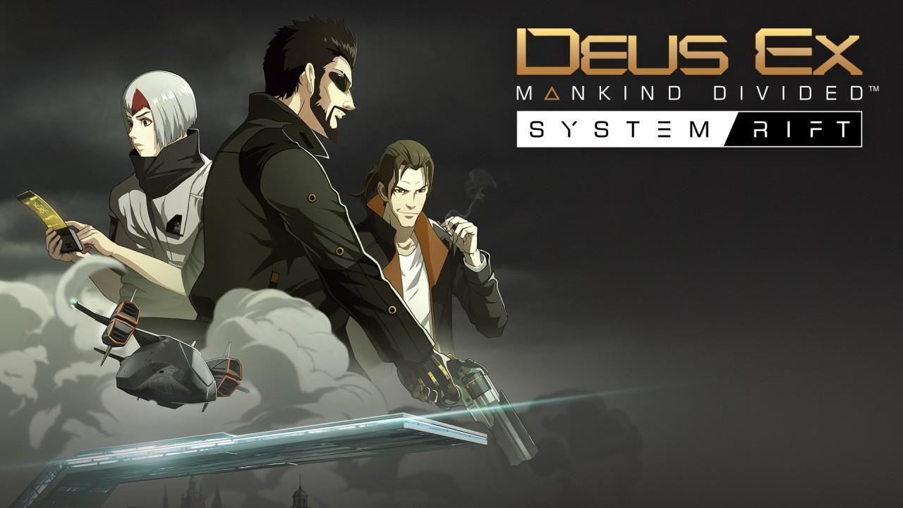 Deus Ex Mankind Divided Frattura Interna