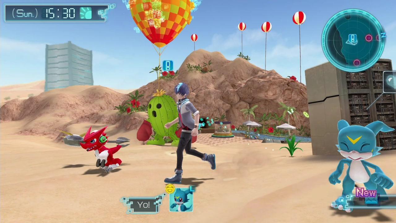 Il nuovo gioco dei Digimon per PS4 si avvicina, ecco nuovi dettagli (video)
