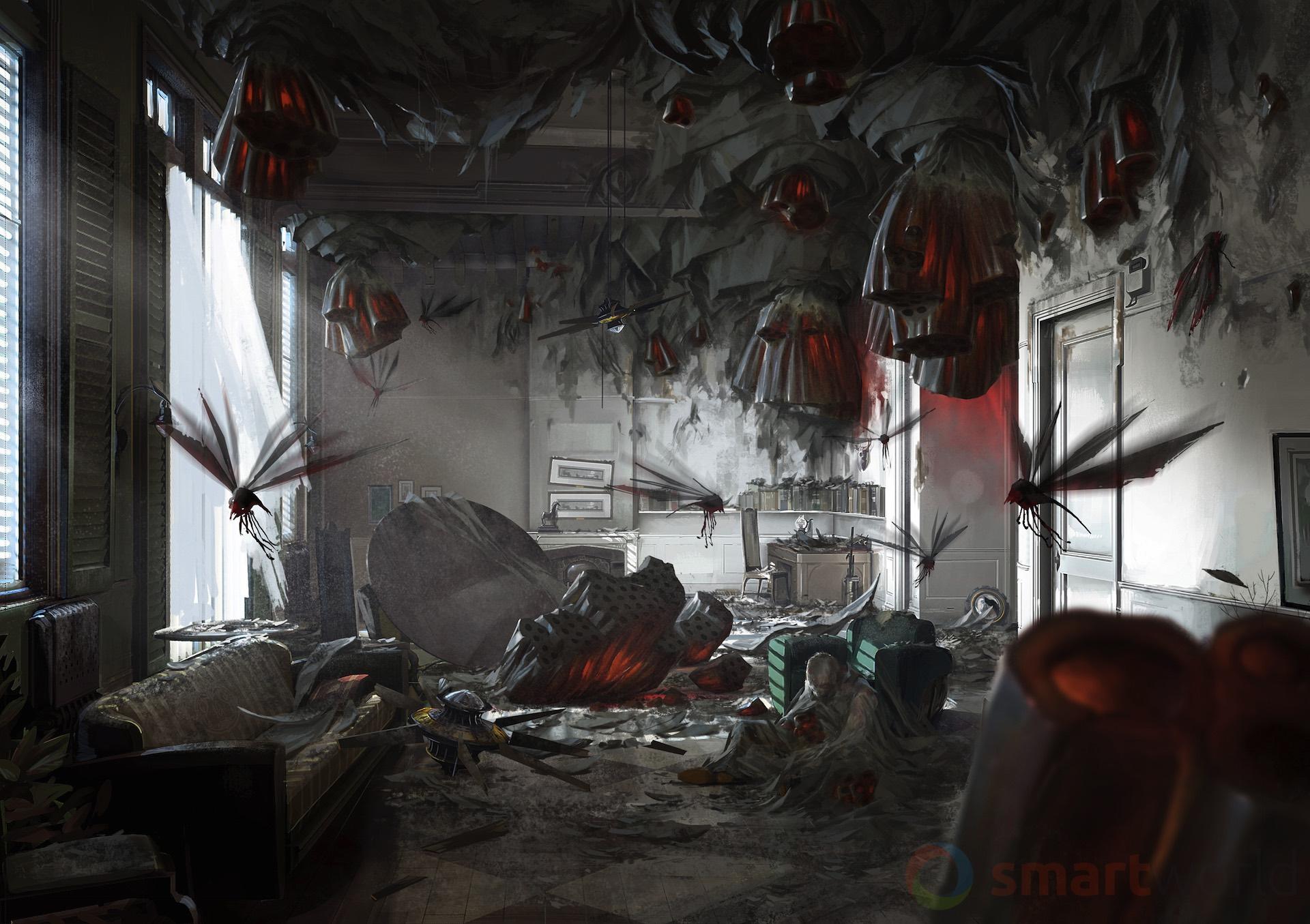 Dishonored 2: Gallery Esclusiva di Karnaca