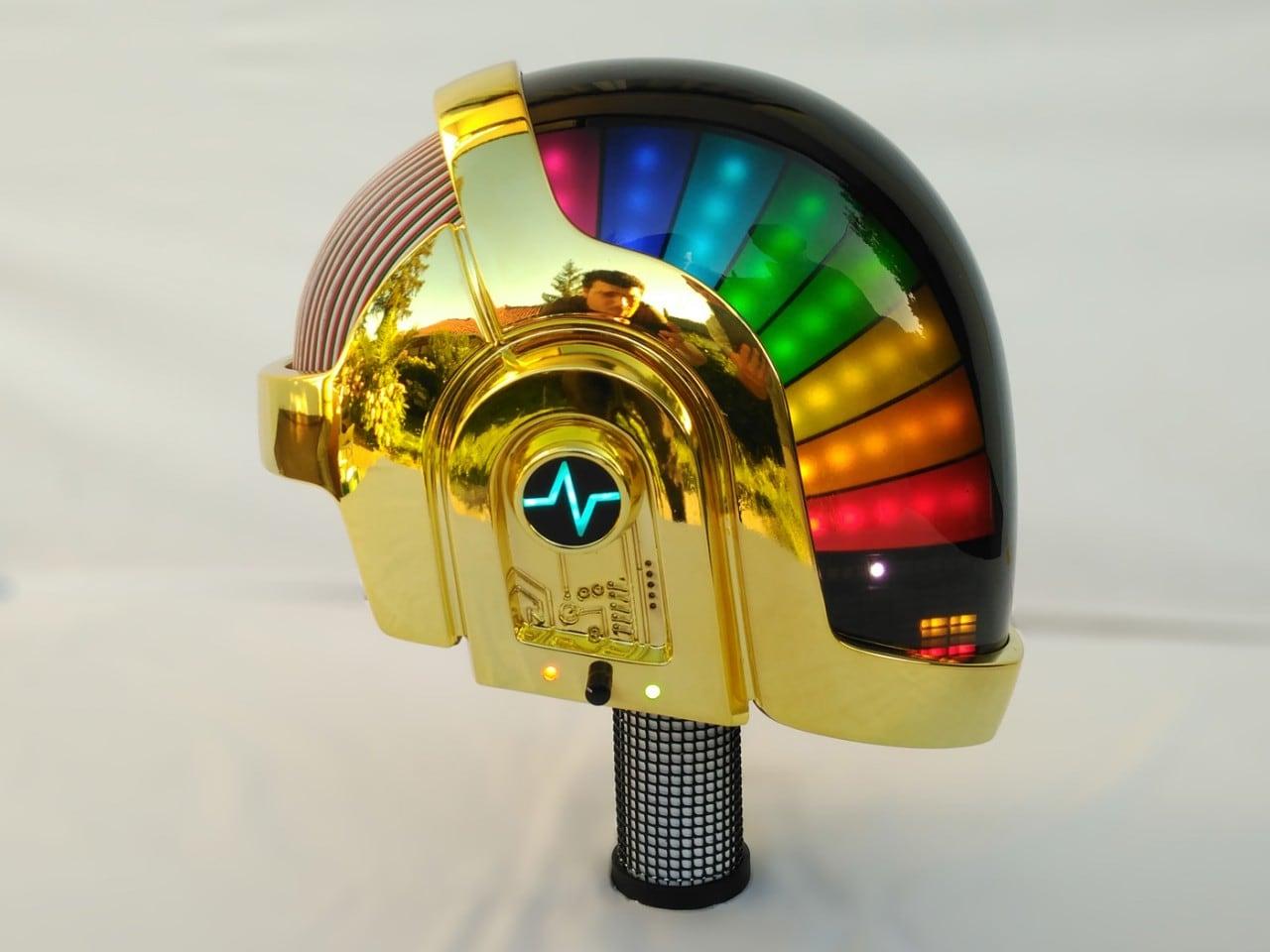 Elmetto Daft Punk (1)