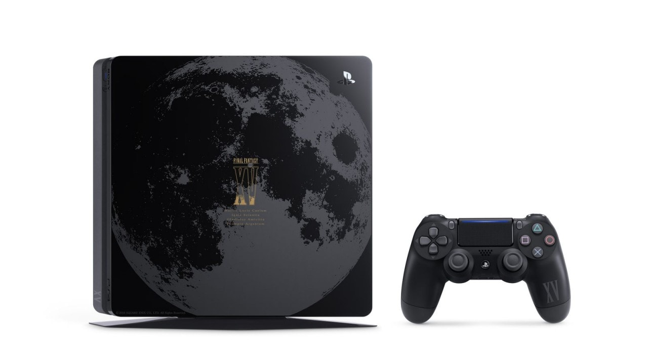Final Fantasy XV PS4 Slim (1)