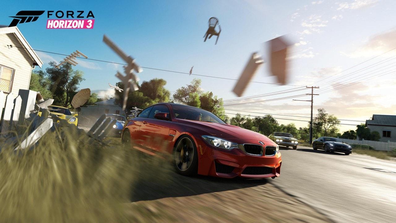 Forza Horizon 3 title