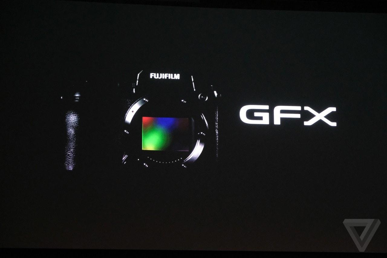 Fujifilm GFX 50s - 0